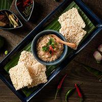 Thai Rice Crackers Dip (Khao Tang Nah Tang)