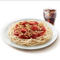 Value Meal Jolly Spaghetti and Drink