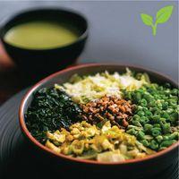 Vegetarian (White Rice)