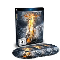 Accept - Symphonic Terror - Live at Wacken 2017 [Blu-ray] - Blu rays