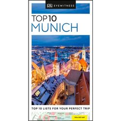 DK Eyewitness Top 10 Munich (ISBN: 9780241419533) - Guías de viaje