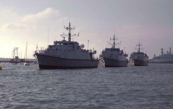 Тральщики для Киева— какие корабли нам передает Лондон и почему?