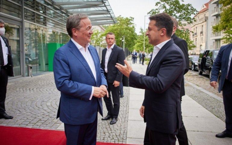 Чего ждать от визита Зеленского в Германию