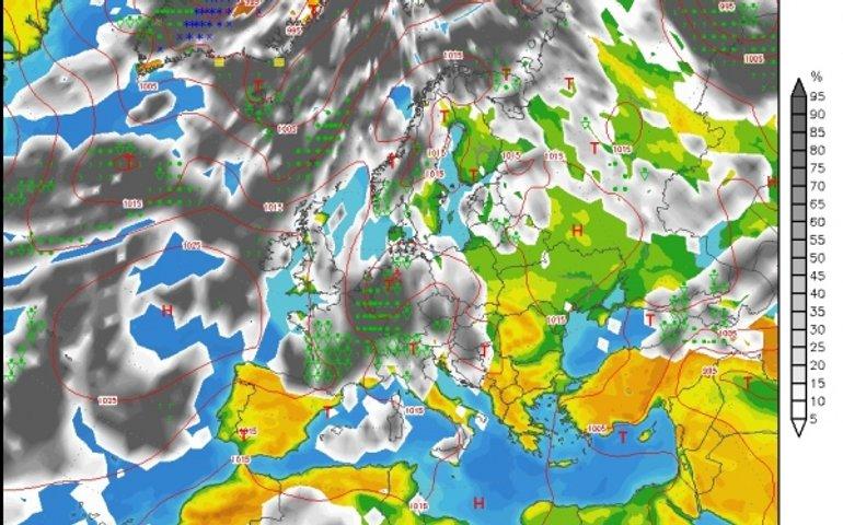 Середа в Україні буде спекотною та сухою.