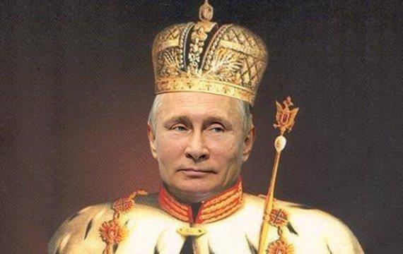 """Путин-""""собиратель земель"""""""