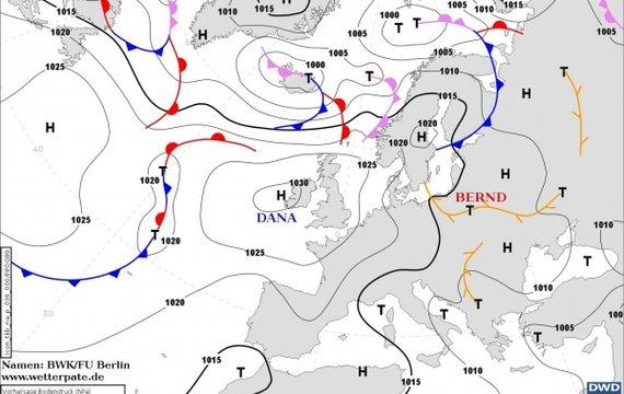 Погода на 15 липня від Наталки Діденко