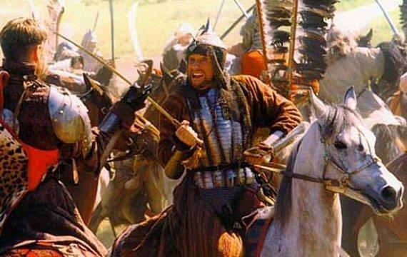 Сьогодні вперше подивився фільм «Вогнем та мечем»