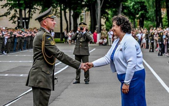 10% выпускников «генеральской» военной академии не имеют статуса УБД. Не были на войне даже в штабах