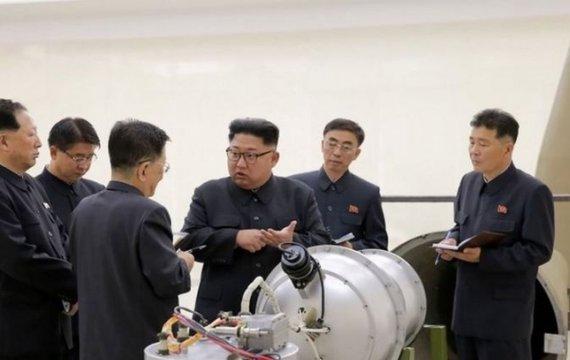 Ядерный ресентимент.