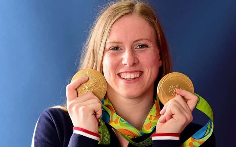 Российских спортсменов не должно быть на Олимпиаде – американская пловчиха Лилли Кинг