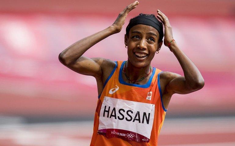 Сіфан Хассан — схоже, головна геройка цієї Олімпіади!