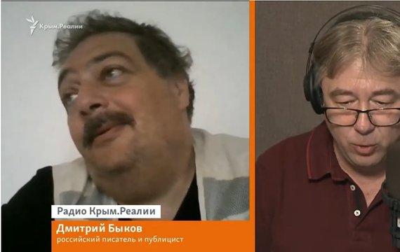 """Лицо российского либерала-""""хорошего русского"""""""