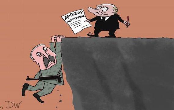 Как работает «Пакт Лукашенко-Путина»