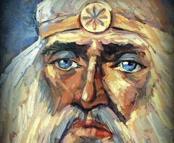 Рахман — духовний православний Отець давнього минулого