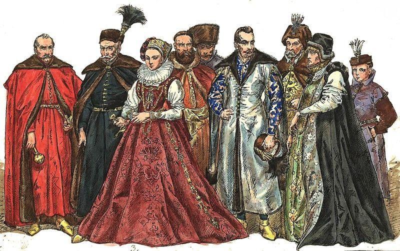 Шляхта 16—17 століття — носій орденства та окультизму