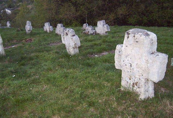 Могили предків 17 ст. кличуть нас знати правду