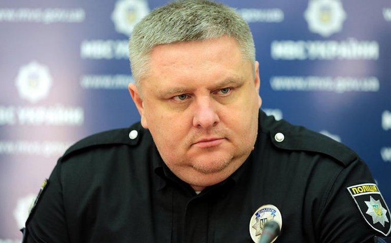 Керівник Київської поліції пішов у відставку