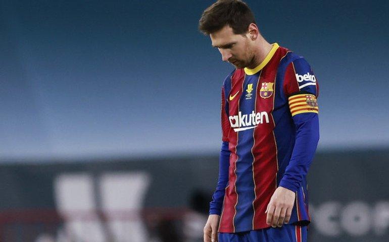 Мессі офіційно йде з ФК «Барселона»