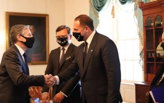Чего ждать от встречи Зеленского и Байдена