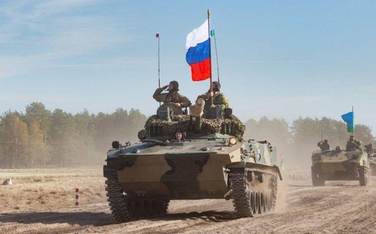 РФ почала військові навчання в окупованих Криму і Абхазії