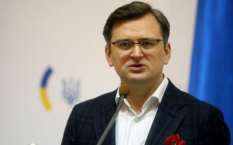 Голова МЗС про прагнення України досягнути 1 млрд доларів військової допомоги від США
