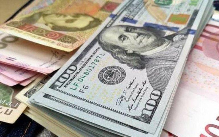 НБУ повідомляє, що курс долара продовжив зниження