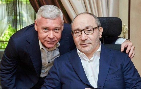 Зеленський і Пушилін обидва підтримують Терехова на мера Харкова?