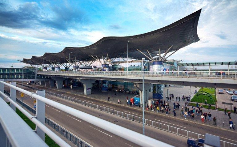 Міжнародний аеропорт «Бориспіль» відновив 72% докризового трафіку