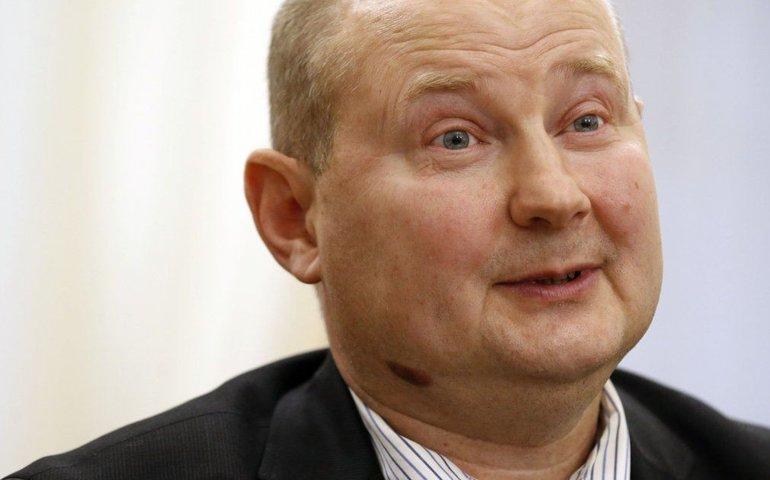 Екссуддя Микола Чаус заявляє, що його хотіли вбити і він втік