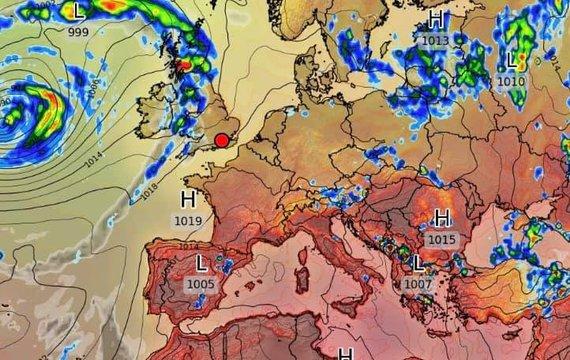 Середа в Україні буде переважно сонячною та теплою