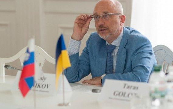 Резніков обґрунтував «розміщення американських підрозділів» в Україні. А США це треба?