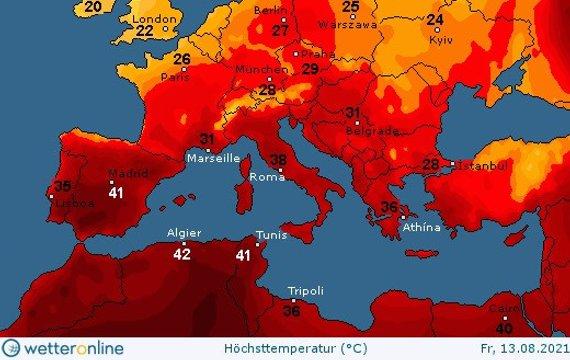 Погода на 13 серпня від Наталки Діденко