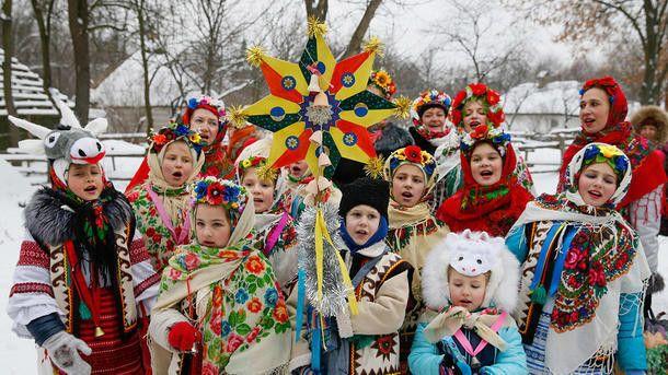 Коляда та Різдво – душа українського народу!