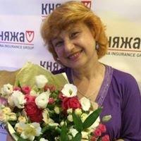 Оксана Яворська