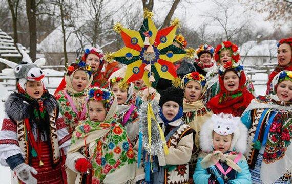 Коляда та Різдво – сакральна основа Православного календаря!