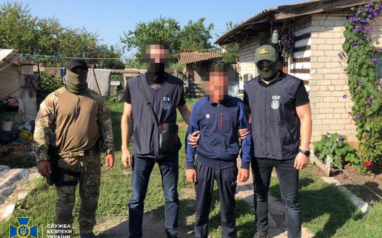 Контррозвідка схопила двох колишніх бойовиків «Л/ДНР»