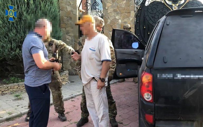 СБУ викрила агента російської воєнної розвідки на Херсонщині