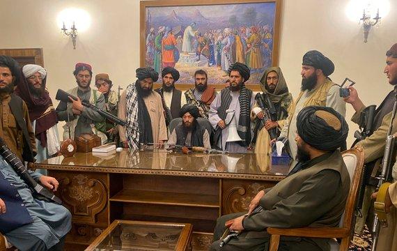 Як Талібан переможе на виборах в США