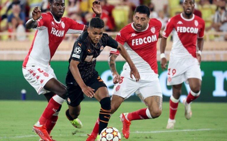 «Шахтар» обіграв «Монако» з рахунком 1:0