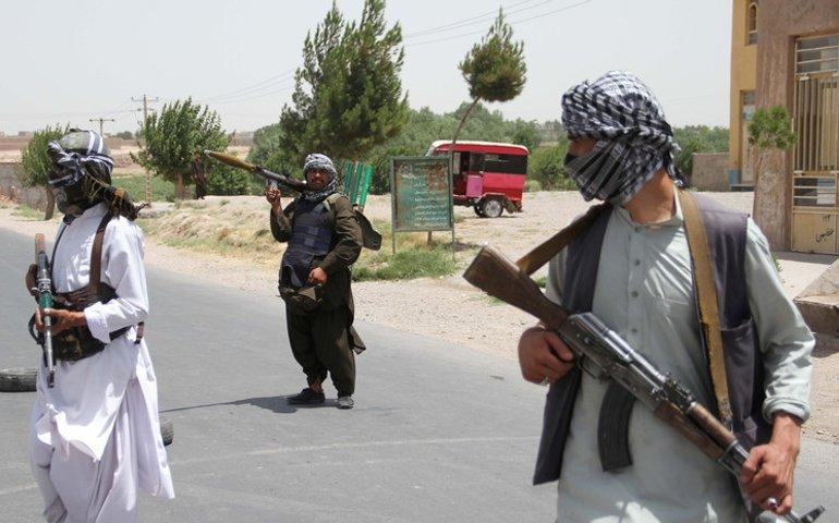 В Афганістані таліби відкрили вогонь по мітингувальникам