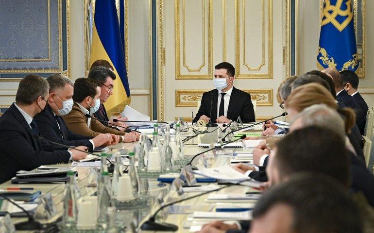 Рада національної безпеки і оборони на засіданні 20 серпня може ввести новий пакет санкцій