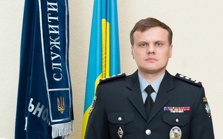 Голова поліції Харкова повідомив про свою відставку
