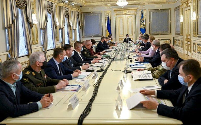 Рада національної безпеки і оборони України ввела нові санкції