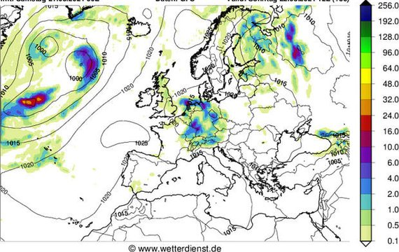 Неділя в Україні очікується теплою та сонячною