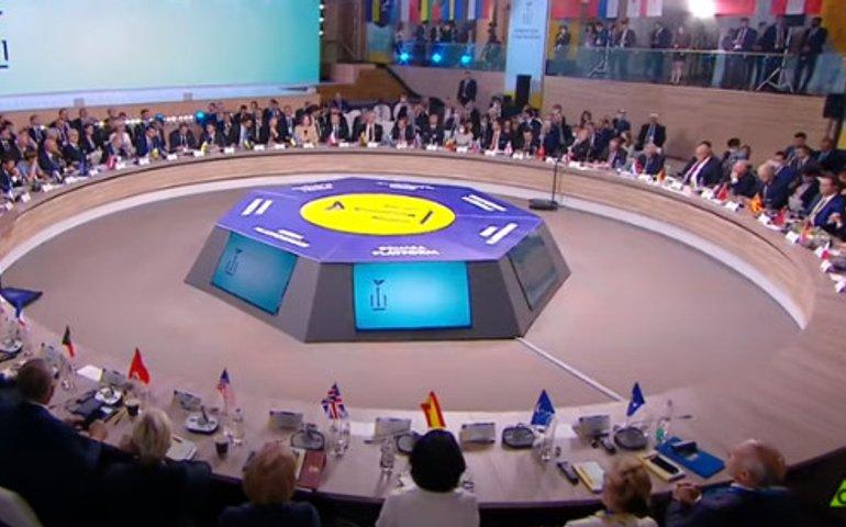 У Києві пройшов установчий саміт Кримської платформи: як це було