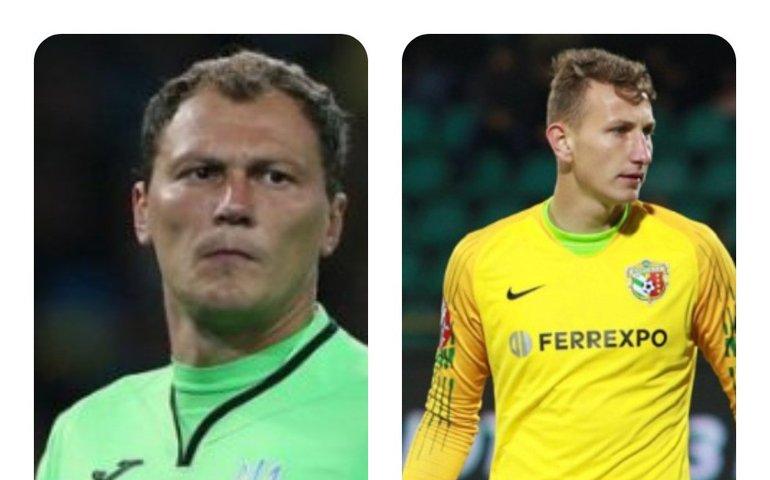 37-річного П'ятова та 22-річного Різника з «Ворскли» викликали в збірну на матч проти Франції