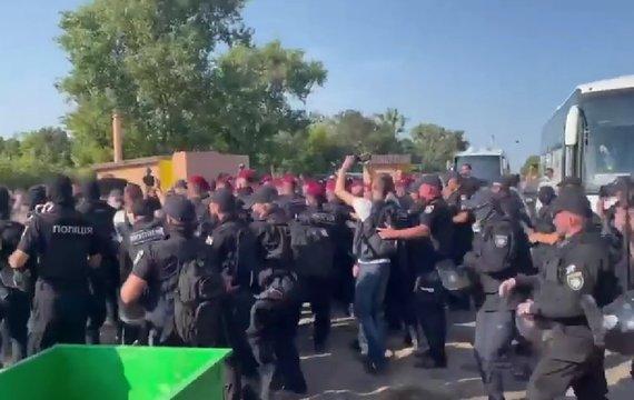 Священне право на протест