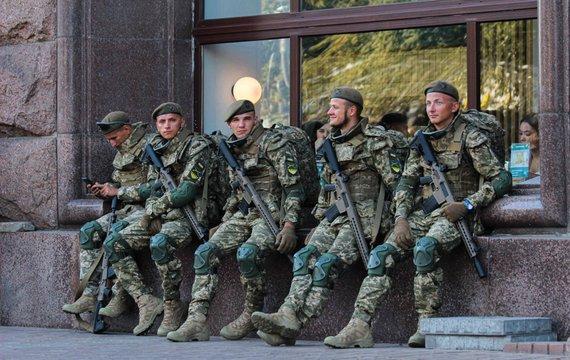 Навіщо Україні парад на День Незалежності