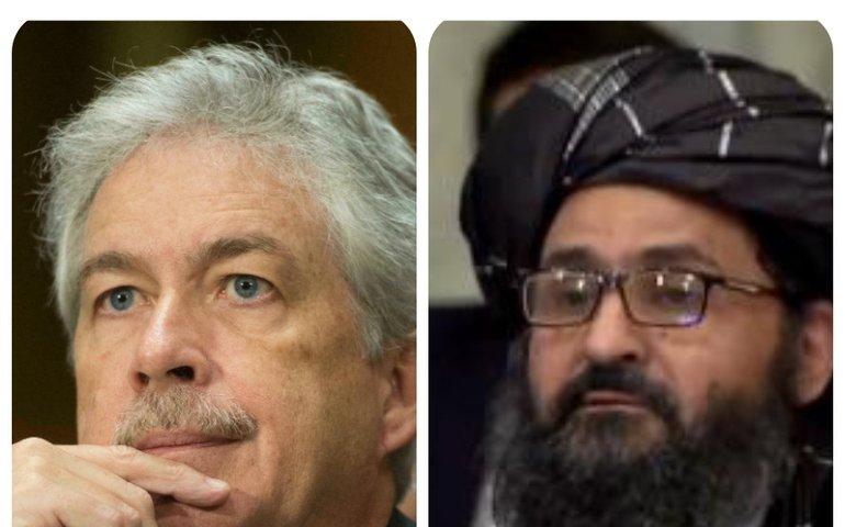 Директор ЦРУ Бернс таємно зустрічався з лідером талібів, — Washington Post