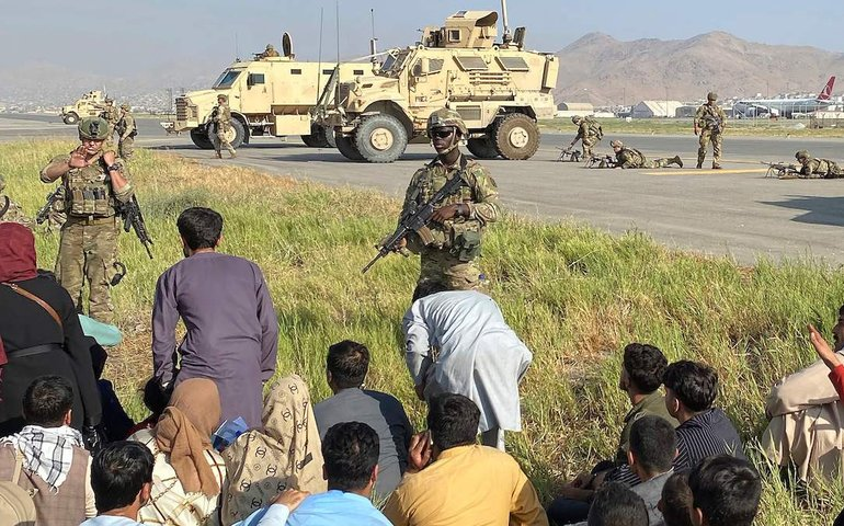 «Талібан» заявив, що не дозволить евакуацію з Кабулу у вересні після засідання «Великої Сімки»